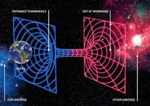Teori wormhole oleh Stephen Hawking memungkinkan perjalanan menembus waktu