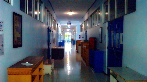 Koridor yang harus dilalui untuk menjawab panggilan alam