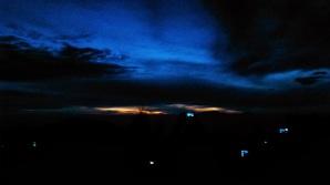 Sunrise mulai muncul